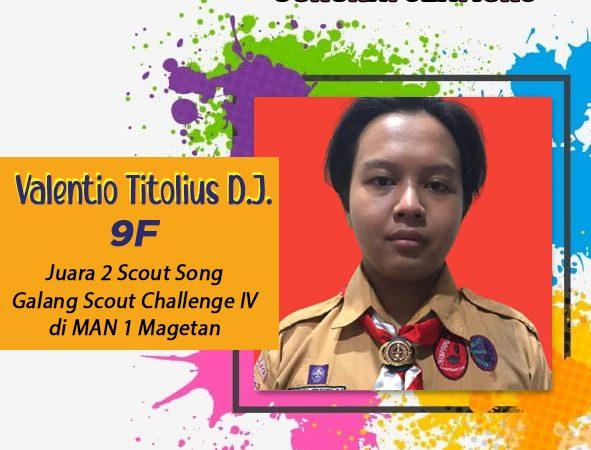"Juara 2 ""Scout Song"""