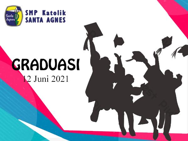 Graduasi SMP Katolik Santa Agnes