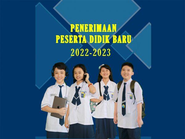 Penerimaan Peserta Didik Baru 2022-2023